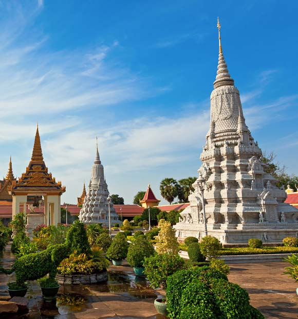 More about Cambodia
