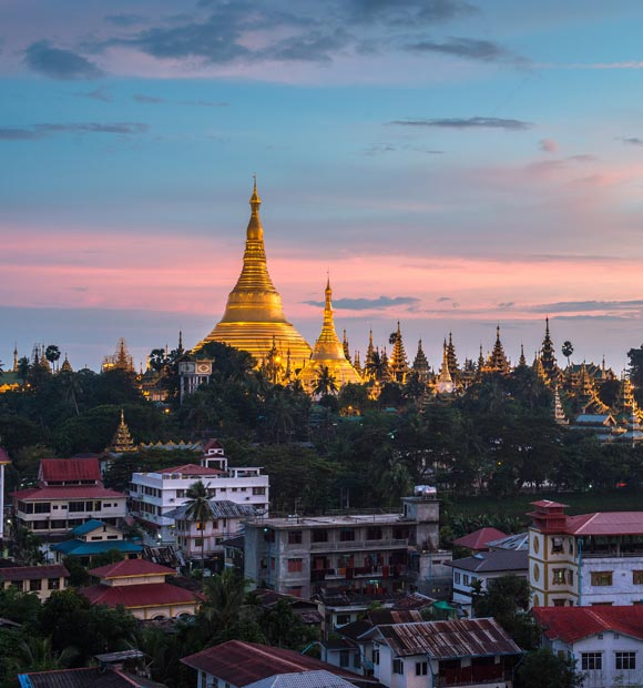 More about Myanmar