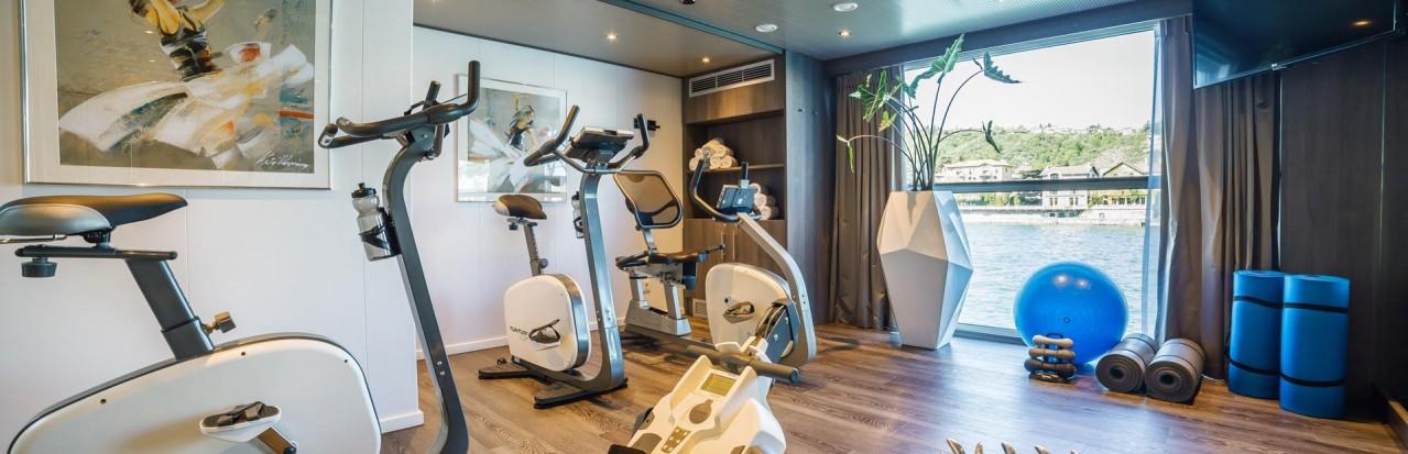 Amadeus Provence Fitness Room