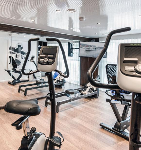 Amadeus Queen Fitness Centre