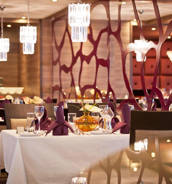Amadeus Silver III Restaurant