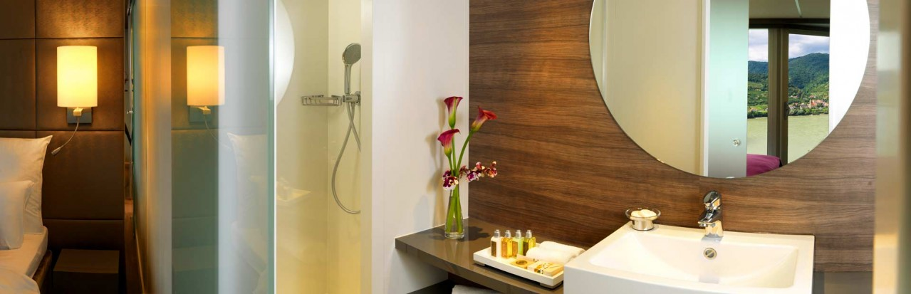 Amadeus Silver Suite Bathroom