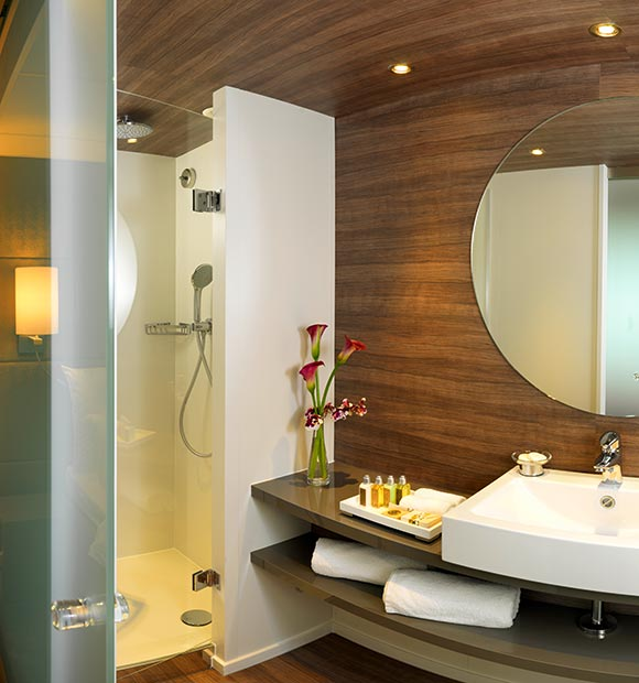 Amadeus Silver Suite Bathroom