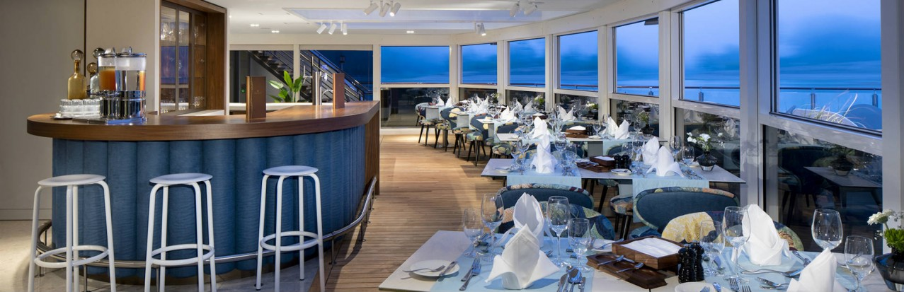 AmaWaterways - AmaMagna Restaurant