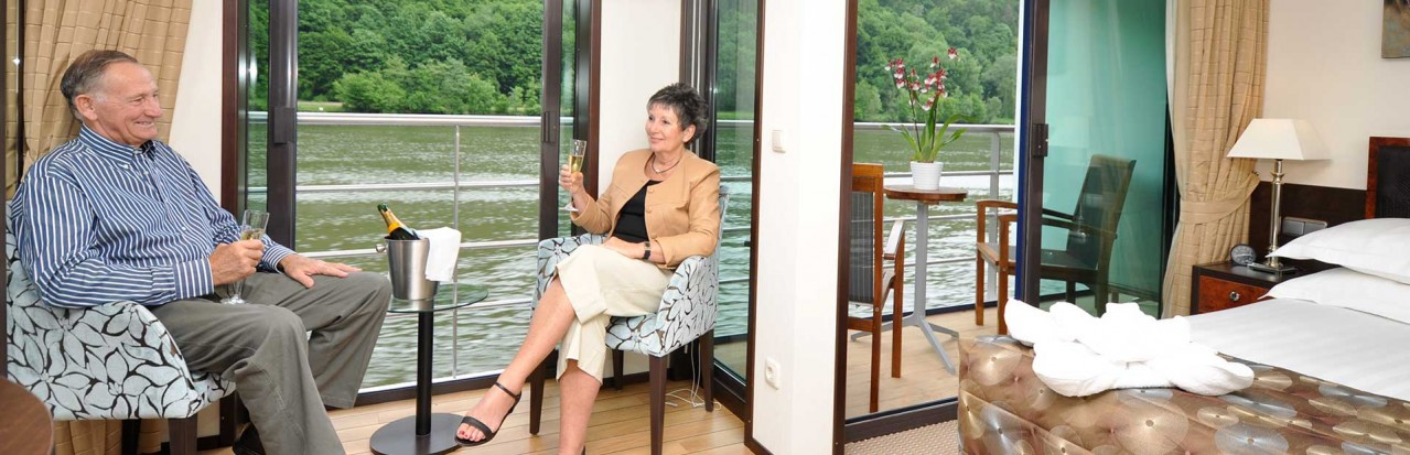 Amawaterways Amabella Twin Balcony