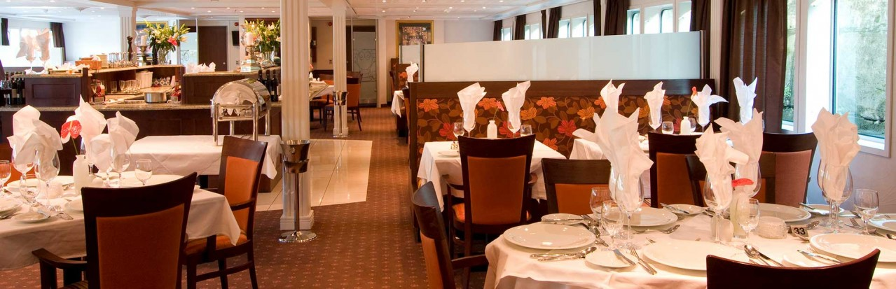 Amawaterways Amacello Restaurant