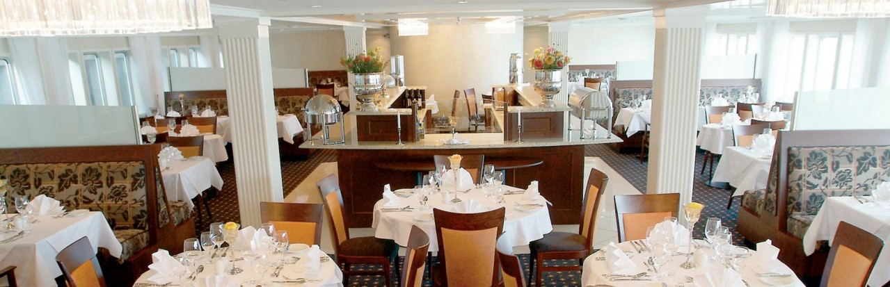 AmaWaterways Amadagio Restaurant