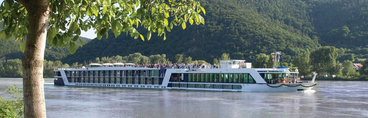 AmaWaterways Amadolce Exterior