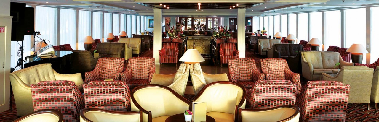 AmaWaterways Amadolce Lounge