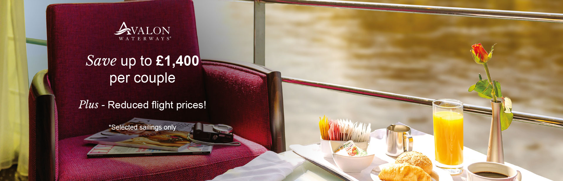 AvalonWaterways - Promotion