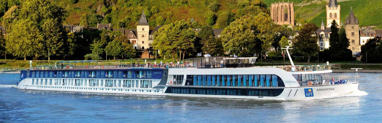 APT Amareina on the Rhine