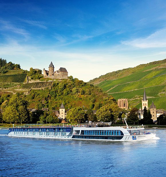 APT Amareina on the Rhine