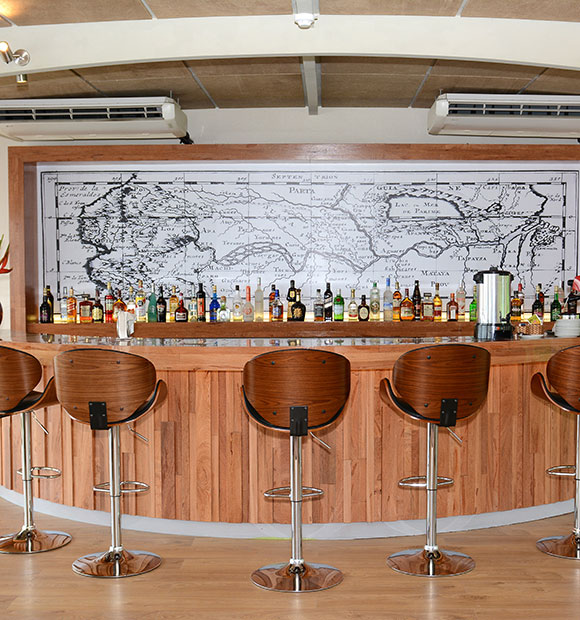 Avalon Waterways Amazon Discovery Bar