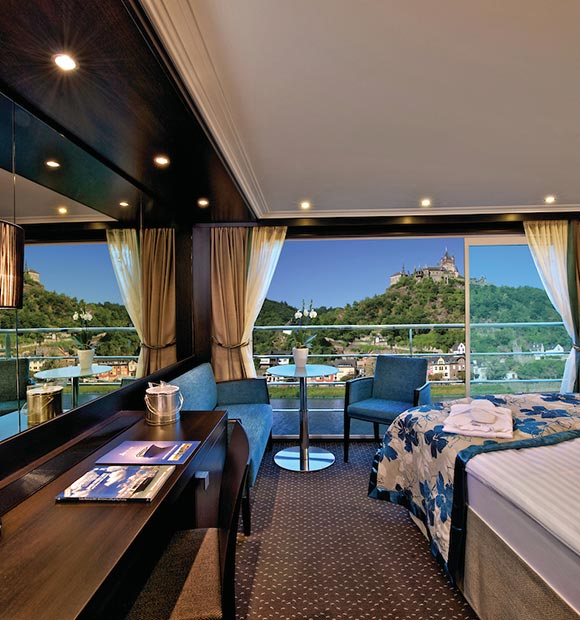Avalon Vista Panorama Suite