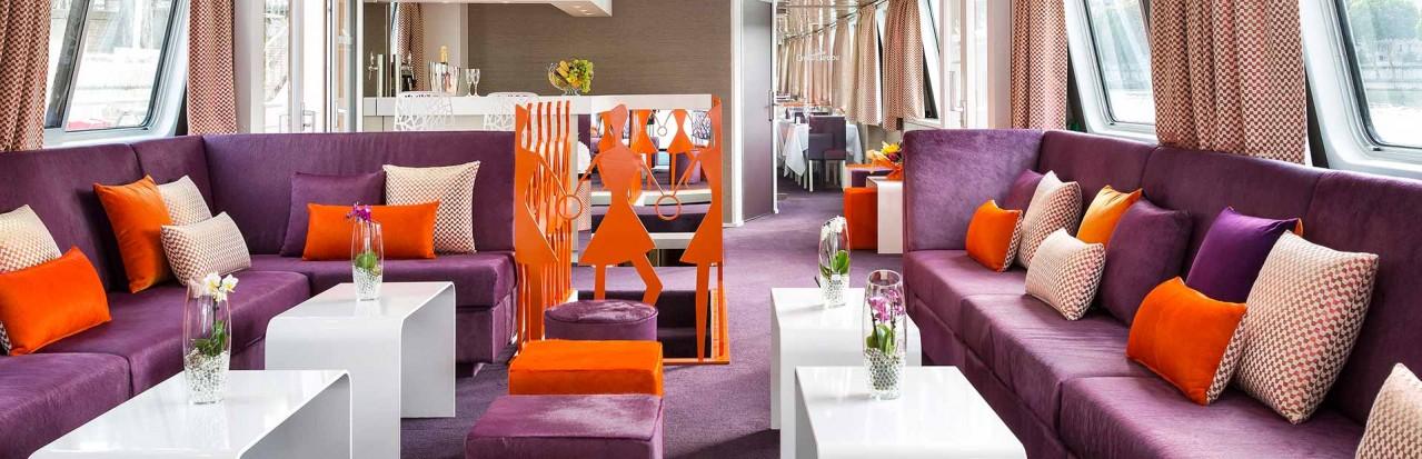 CroisiEurope - Lounge