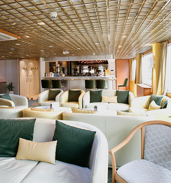 CroisiEurope Fernao De Magalhaes Salon