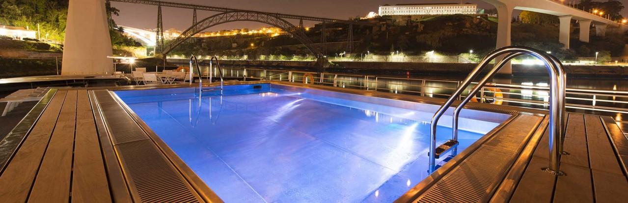 CroisiEurope Miguel Torga Pool