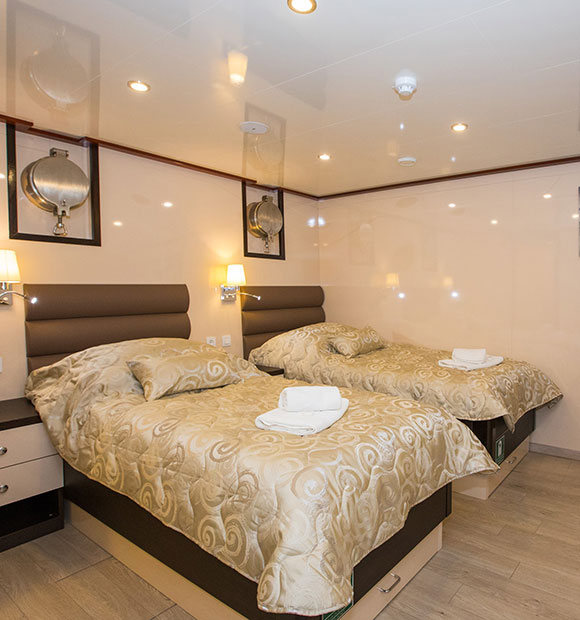 Emerald Adriatic Princess Stateroom