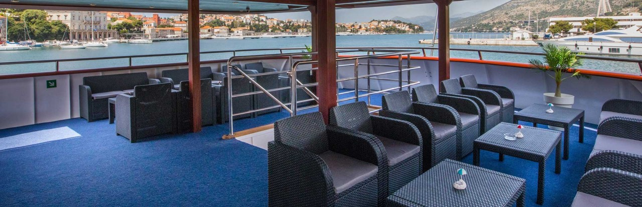 Emerald Waterways Deck