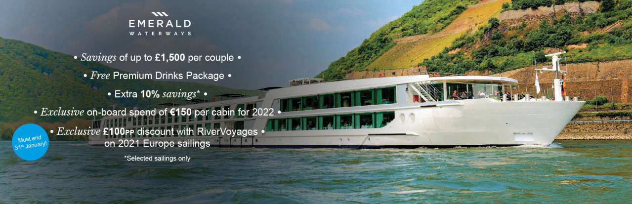 Emerald Waterways - Promotion