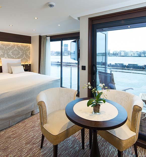 Riviera Emily Bronte Deluxe Balcony Suite
