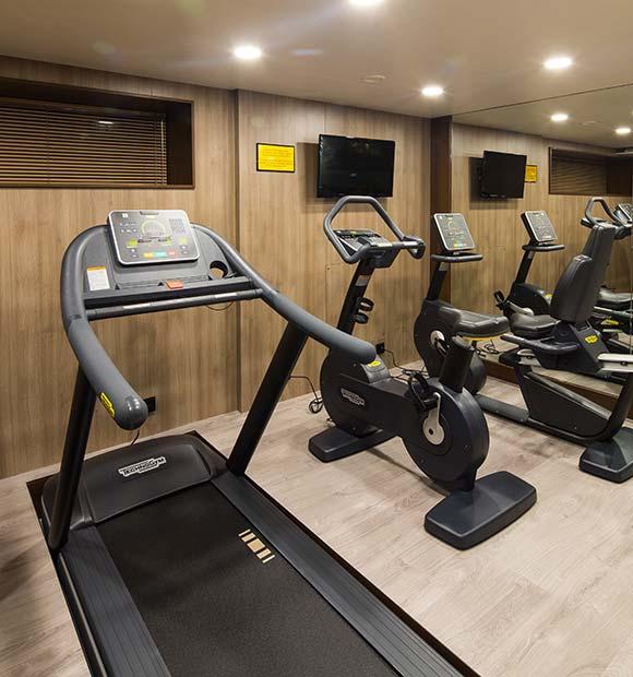Riviera Travel Emily Bronte Gym