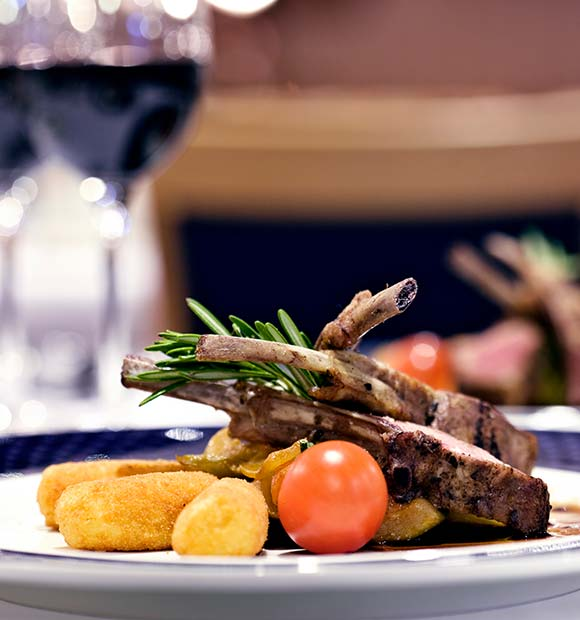 Five Star Dining with Riviera Travel