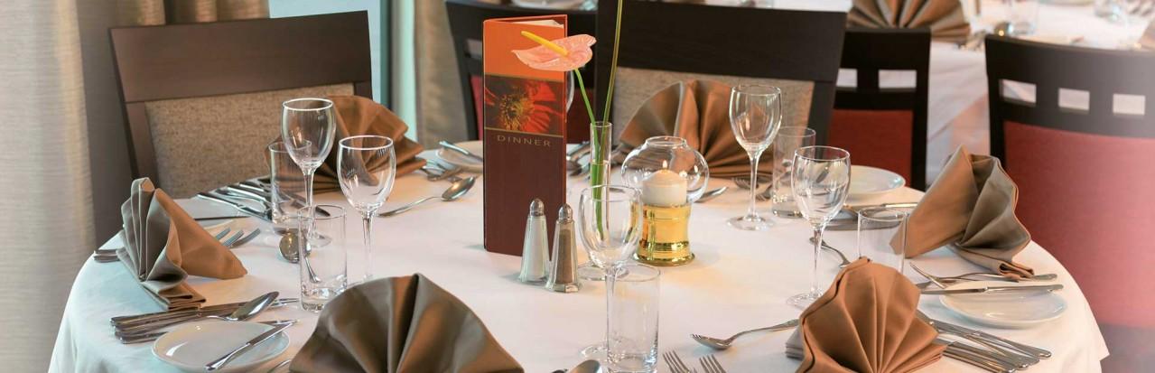 Saga Amadeus Royal Dining Area