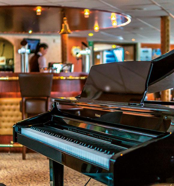 Saga MS Princess Piano