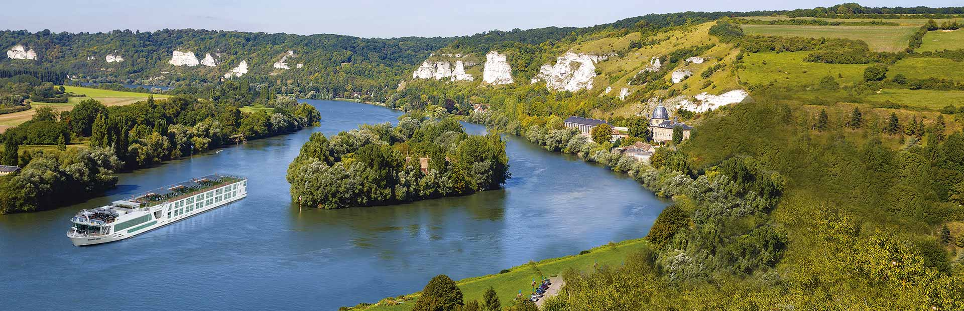 Scenic Gem in Normandy