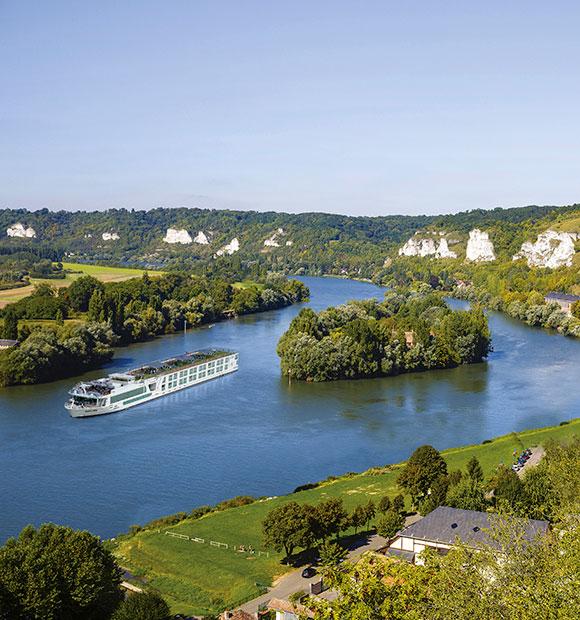 Scenic Gem in Normandy