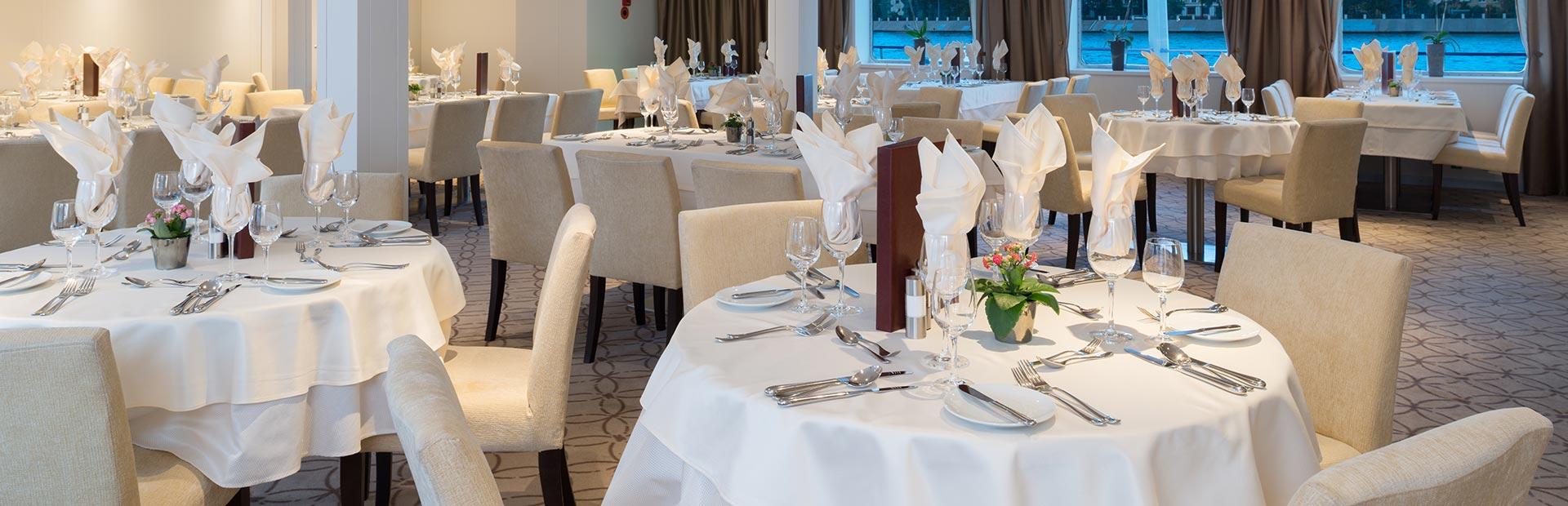 Scenic Tsar Restaurant