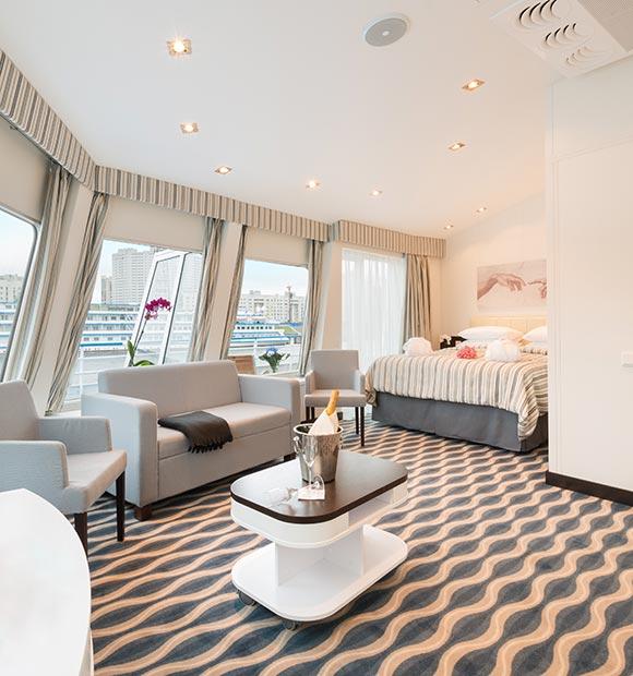 Scenic Tsar Royal Panorama Suite