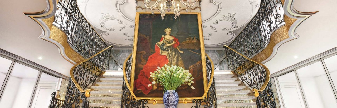Uniworld Maria Theresa Atrium