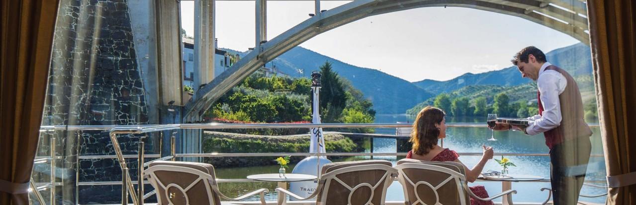 Uniworld Queen Isabel Terrace