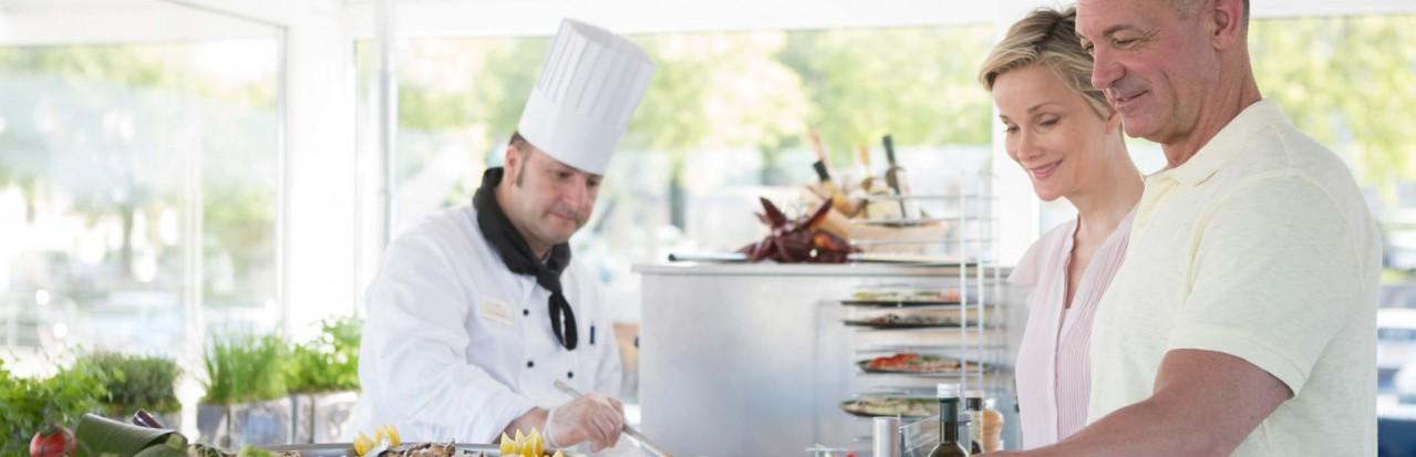 Uniworld Royale Dining