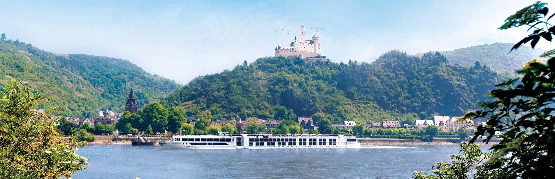 Uniworld SS Antoinette on the Rhine