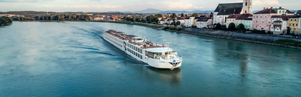 Uniworld River Cruises - SS Beatrice