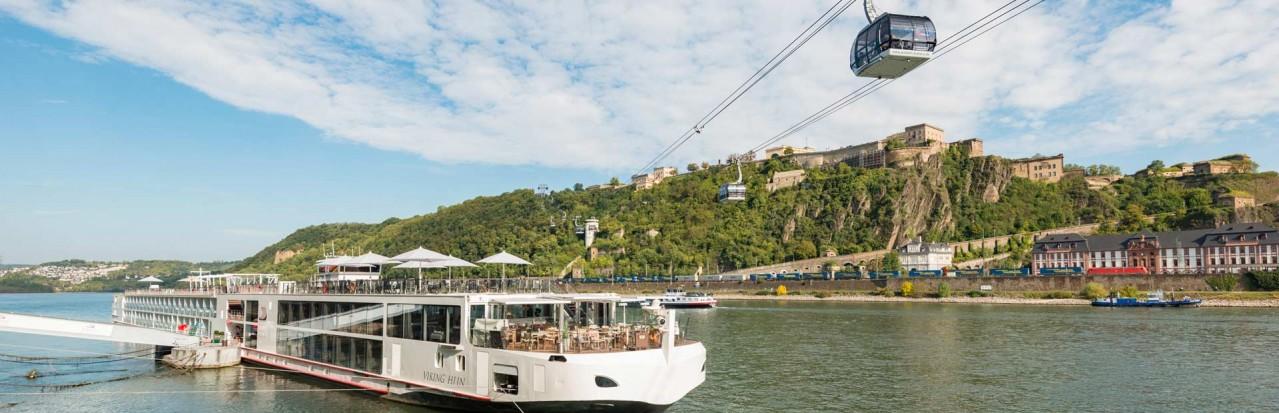 Viking Hlin in Koblenz