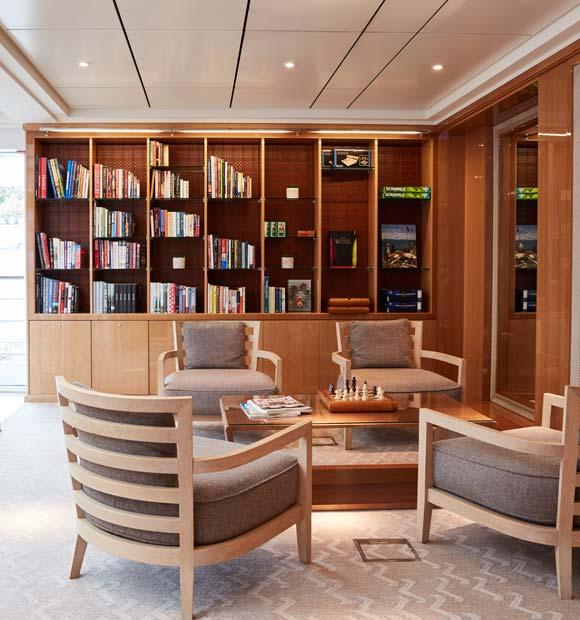 Viking Longship Library