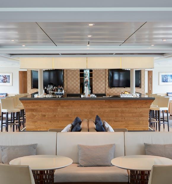 Viking Longship Lounge