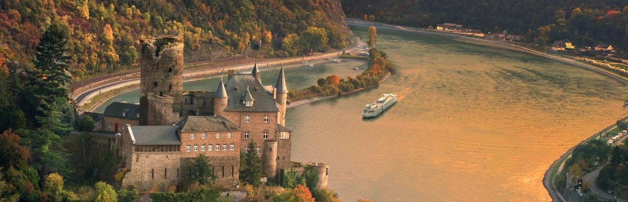 Viking Cruises on the Rhine