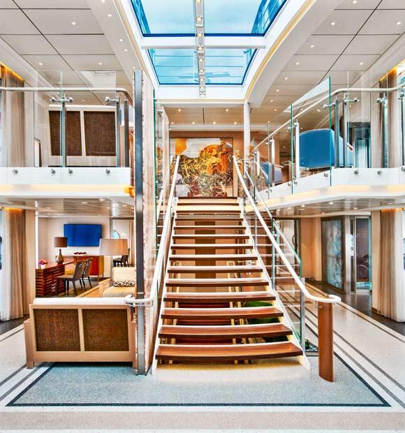 Viking Torgil Atrium