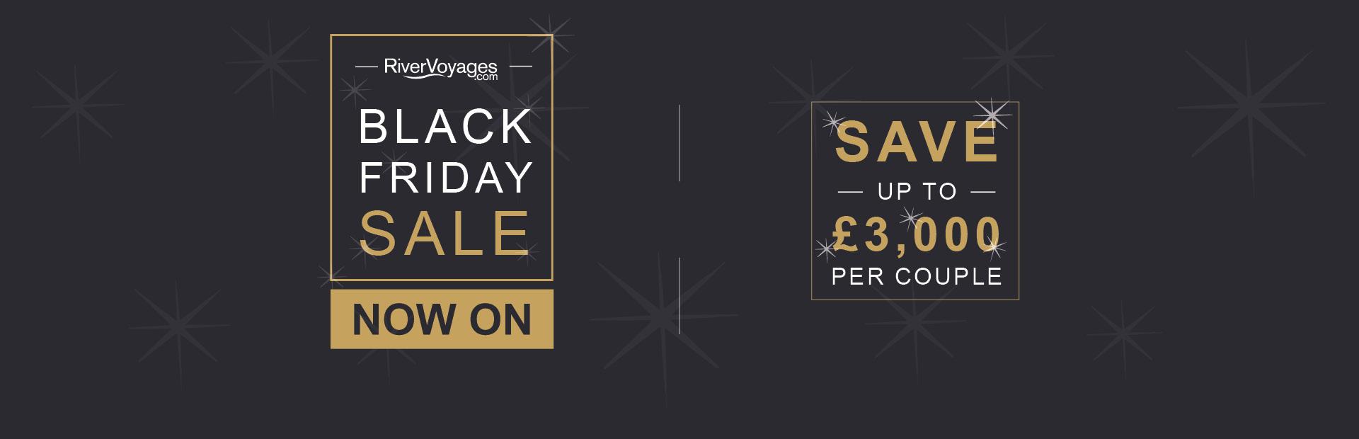 RiverVoyages - Black Friday Sale