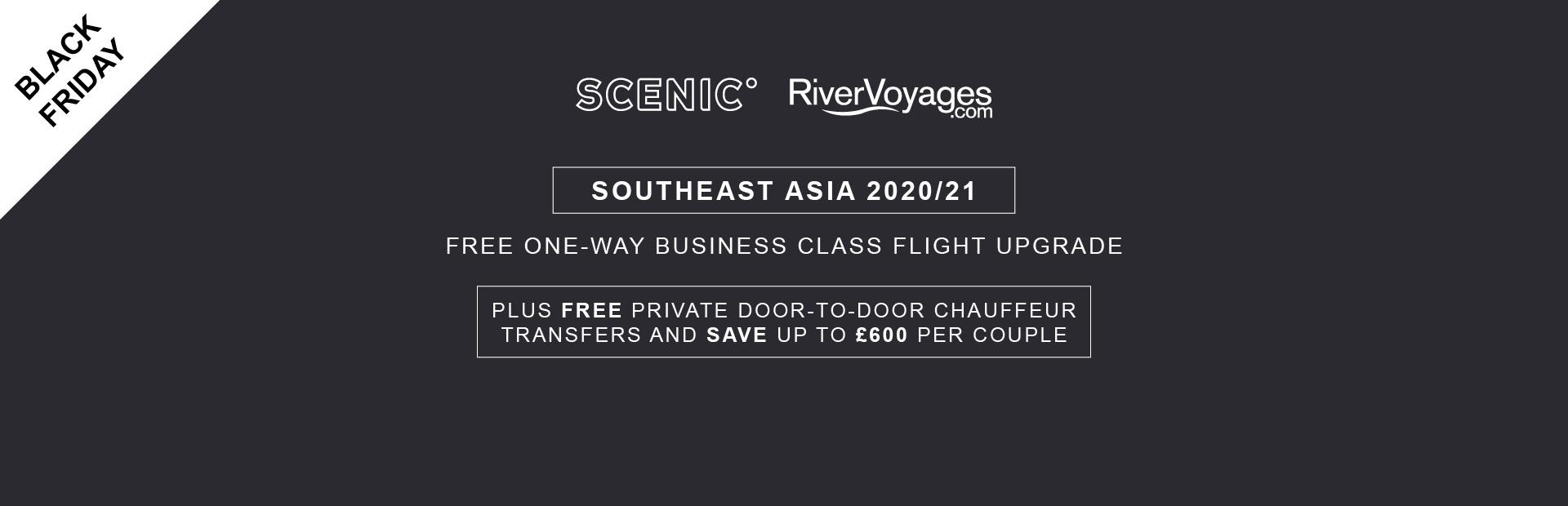 Scenic Asia Black Friday Sale