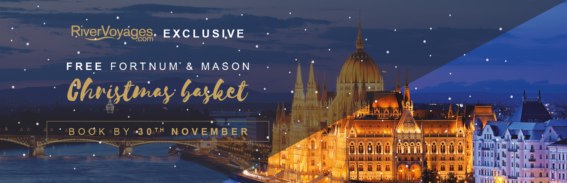 November River Cruise Sale