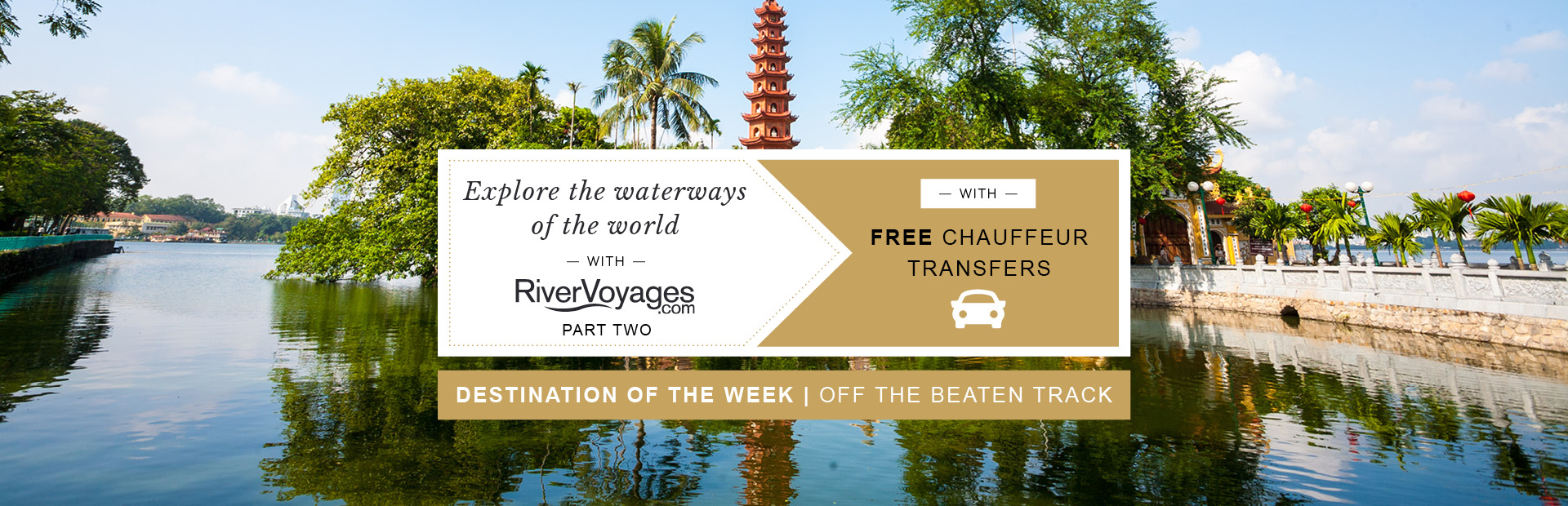 River Destination of the Week